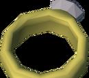 Hazelmere's signet ring