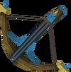 Off-hand demon slayer crossbow detail