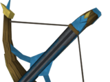 Off-hand demon slayer crossbow