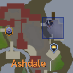 Quarry overseer location