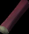 Rhubarb detail