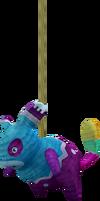 Summer loot piñata detail