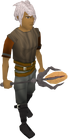 Void mace equipped old