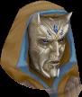 Akthanakos (Filhos de Mah rejuvenescido) cabeça