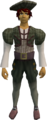 Audience costume (male, green) equipped.png