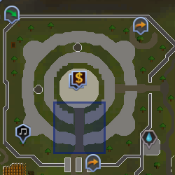 Grand Exchange Tutor location