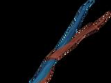 Imp horn wand