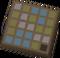 Puzzle box (bridge) detail