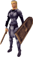 Trainee adventurer (female)