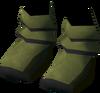 Zephyrium boots detail