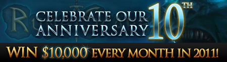 10 Years RS Banner