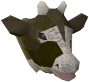 Cow chathead old