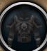 Dark chestplate detail