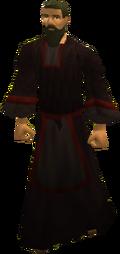 Follower of Sliske wizard