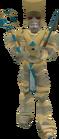 Guardian mummy old