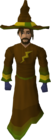 Infinity robes (Earth) equipped old