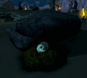 Restless Skull