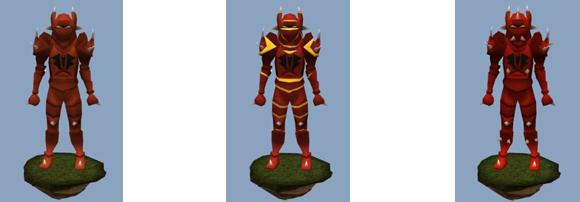 Retro Dragon Armour concept art