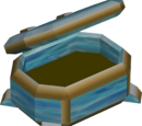 Crystal tinderbox