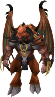 Demon boss