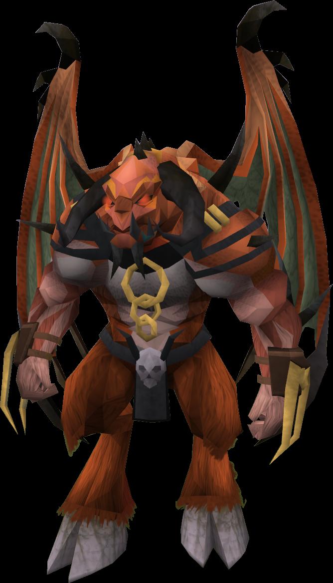 Demon Boss Runescape Wiki Fandom Powered By Wikia