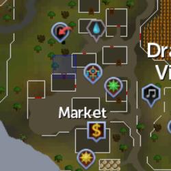 Necklace trinket (4) location