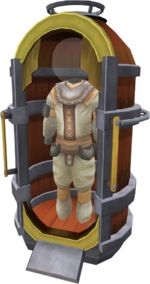 Oyster hunter suit (built)