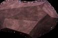Red sandstone detail