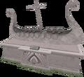 2007 Fremennik Longboat statue.png