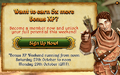 5x Bonus XP Login pop-up on F2P.png