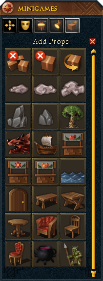 Add props interface