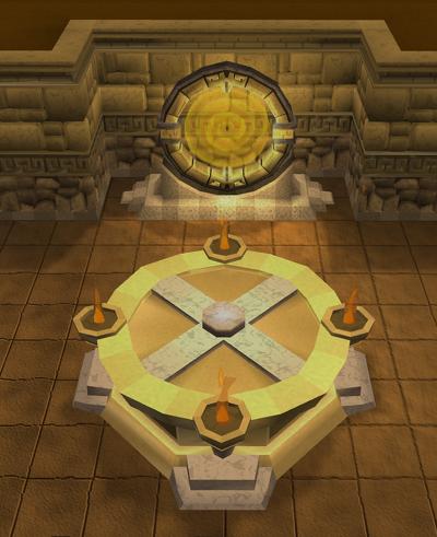 Altar de Zaros