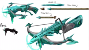 Ascension crossbow concept art
