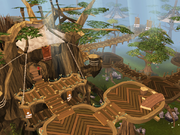 Forte dos Gnomos Arborícolas