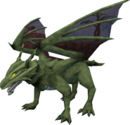 Green dragon (NPC)