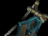 Magic shieldbow (sighted)