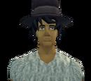 Orlando Smith's hat