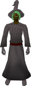 Robe (Canifis) grey equipped