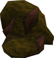 Rocha de ferro