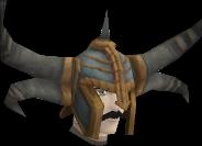 V's Helmet chathead