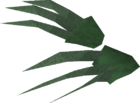 Adamant claws detail old