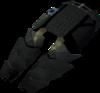 Augmented Guthan's chainskirt detail