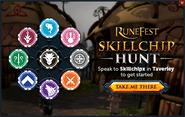 RuneFest Skillchip Hunt popup