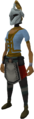 Rune heraldic helm (Dorgeshuun) equipped.png