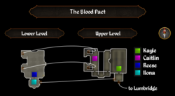 The Blood Pact map