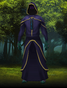 Zarosian Shadow outfit update image