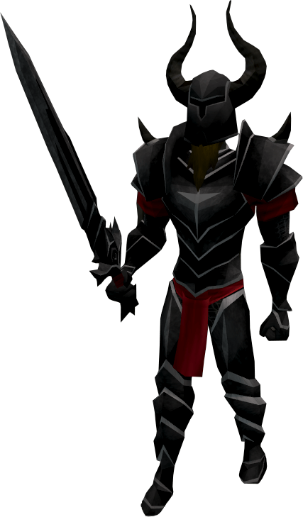 image black knight guard png runescape wiki fandom powered by