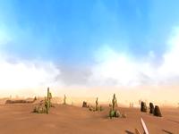 Desert Skybox