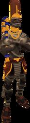 Múmia guardiã