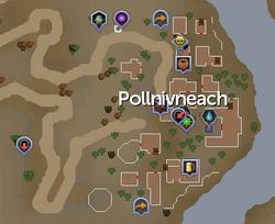 Pollnivneach map